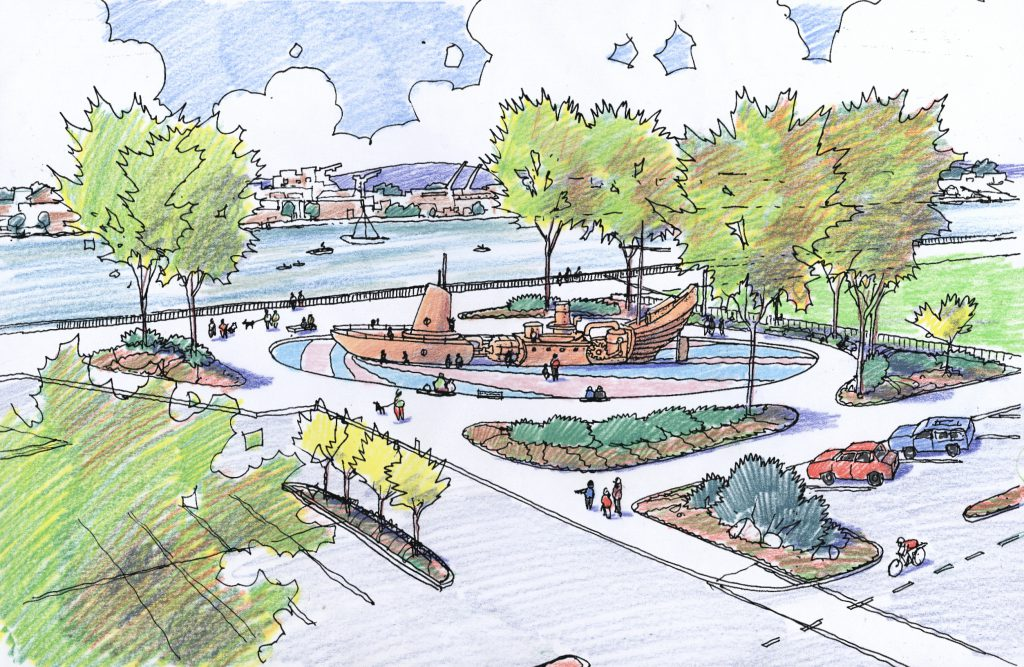 Vallejo Waterfront Master Plan