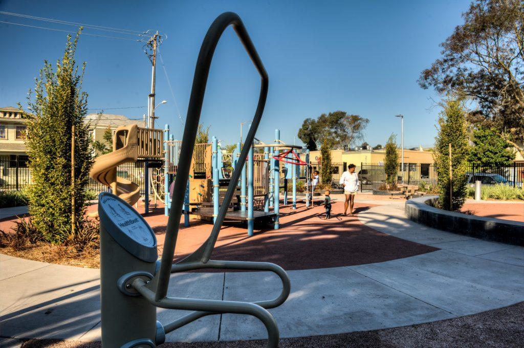 25th Street Mini Park