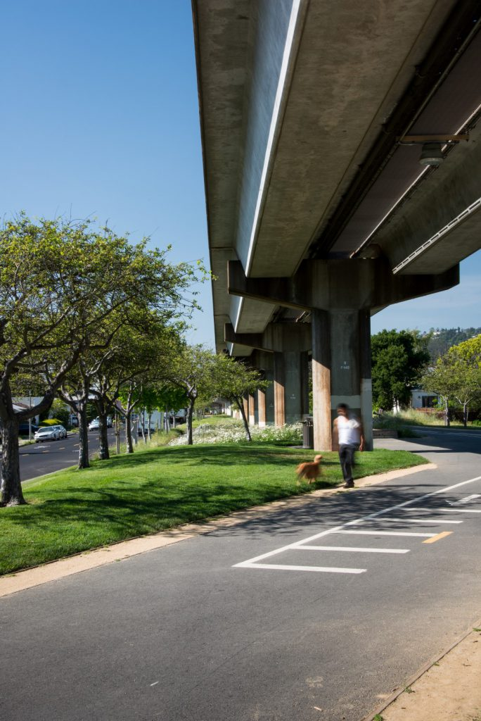 BART Ohlone Greenway Reconstruction