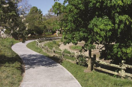 Cerrito Creek Greenway