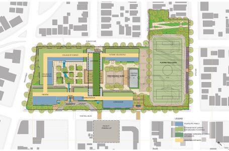 Fremont High School Master Plan