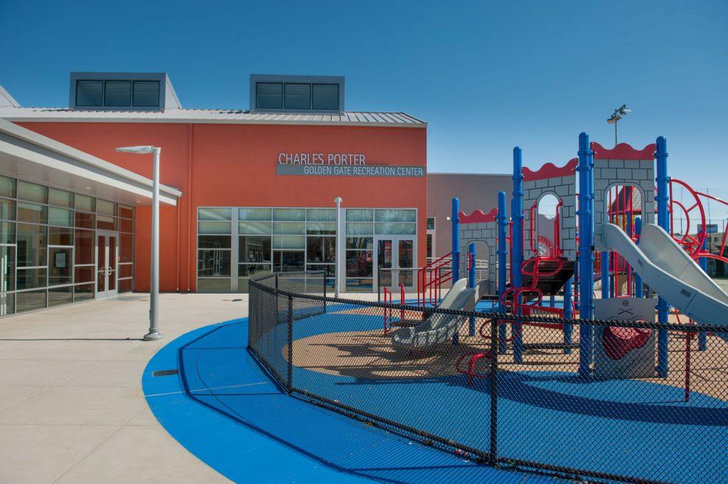 Charles Porter Golden Gate Recreation Center