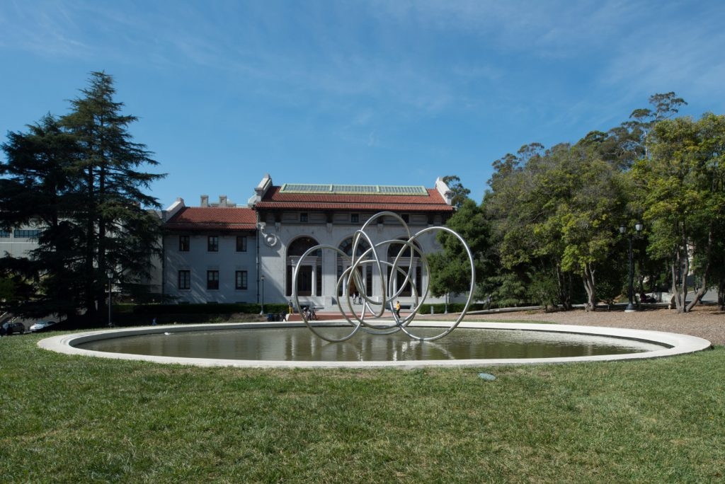 UC Berkeley Mining Circle Restoration