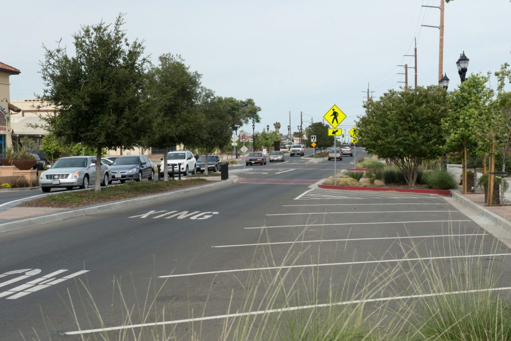 Oakley Main Street Realignment
