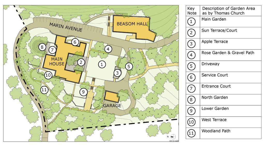 Pacific Lutheran Theological Seminary Master Plan