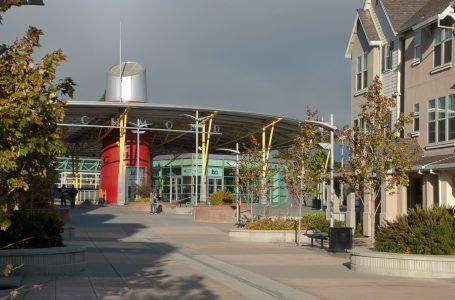 Richmond Intermodal Transit Plaza
