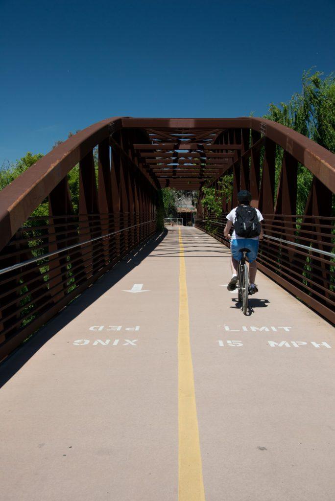 River Oaks Pedestrian Trail