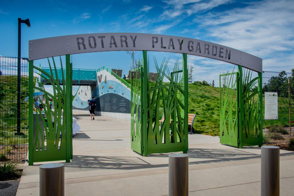 Rotary PlayGarden