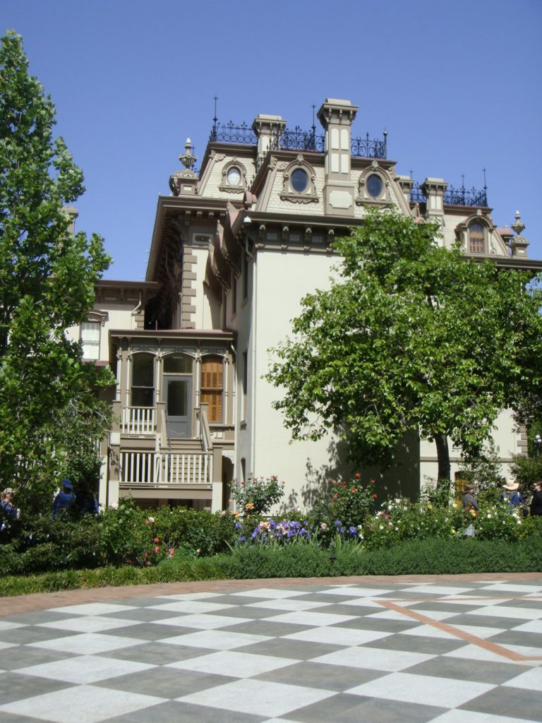Stanford Mansion State Historical Park