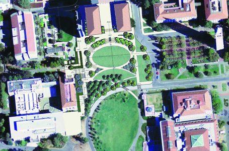 UC Berkeley Campanile Glade