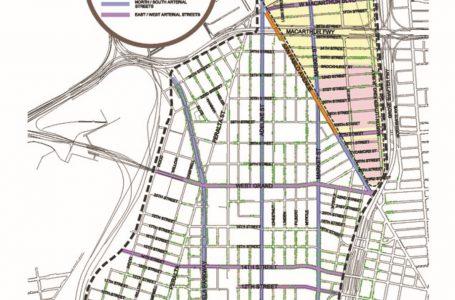 West Oakland Reforestation Plan