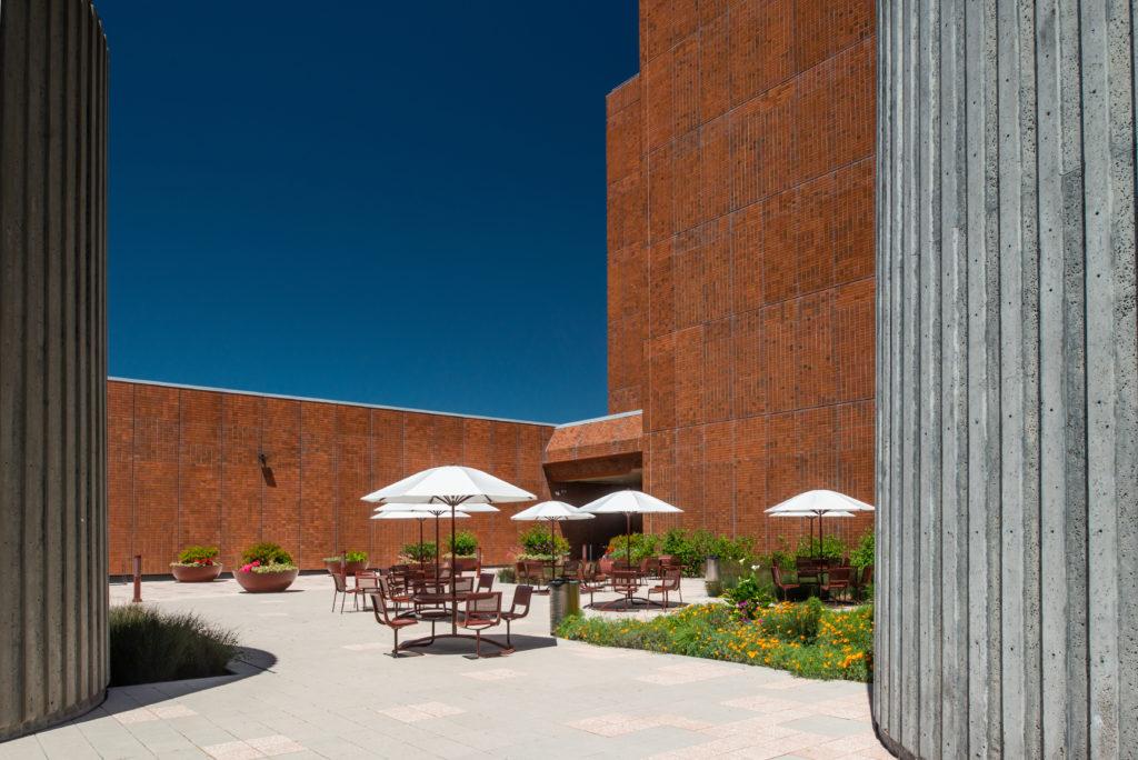 West Hagel Plaza Rehabilitation