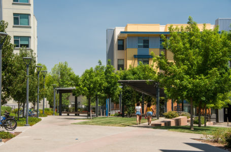 The Summits Student Housing at UC Merced