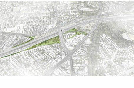 I-580 Castro Valley Redwood Road Interchange