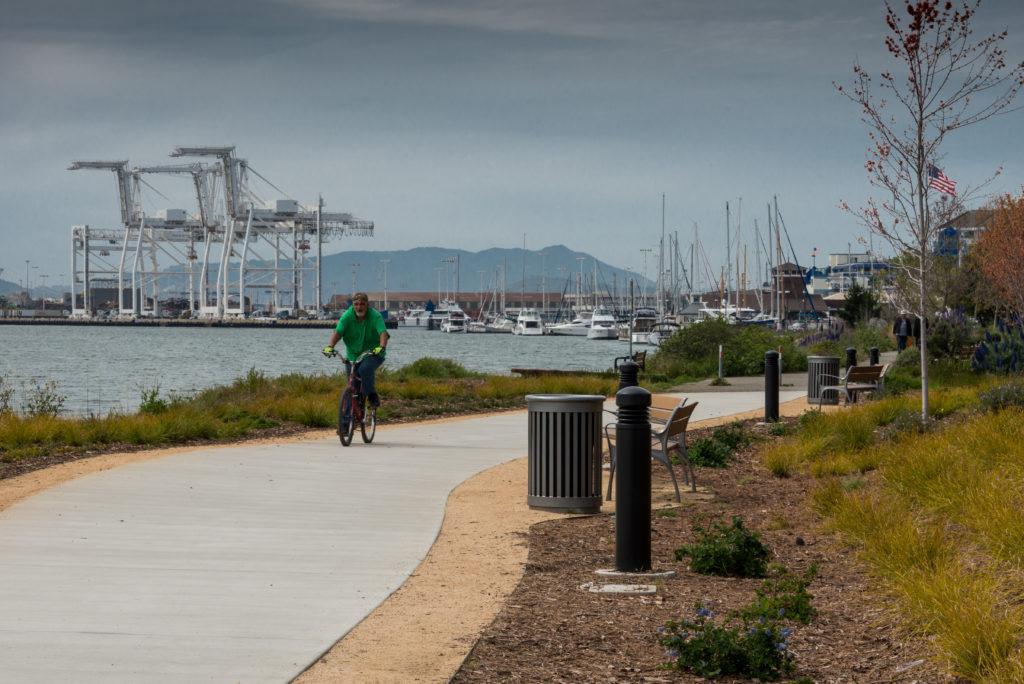 KTVU Waterfront Public Access