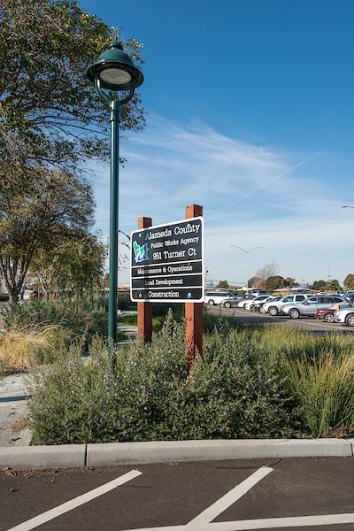 Alameda County Low Impact Development Demonstration Garden